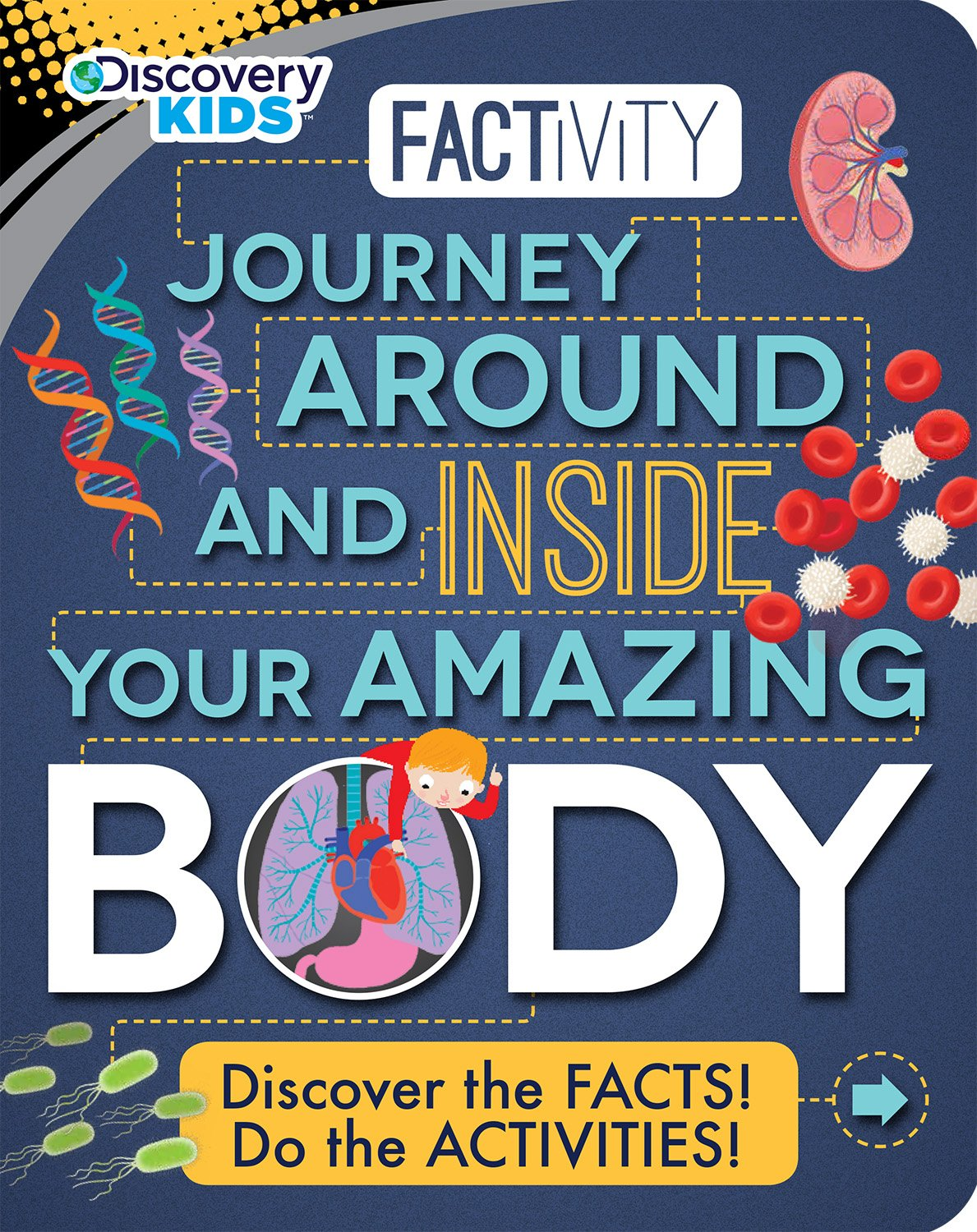 Human Body Factivity (Discovery Kids)