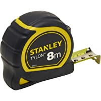 Stanley 0-30-657 Mesure 8 m x 25 mm Bi matière tylon