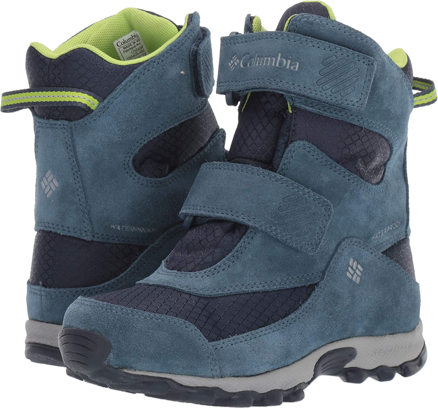 Columbia Kids Youth Parkers Peak Boot Snow