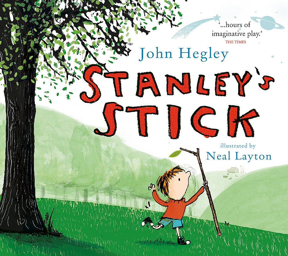 Image result for stanley's stick