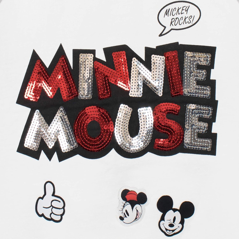 Disney Sudadera para ni/ñas Minnie Mouse