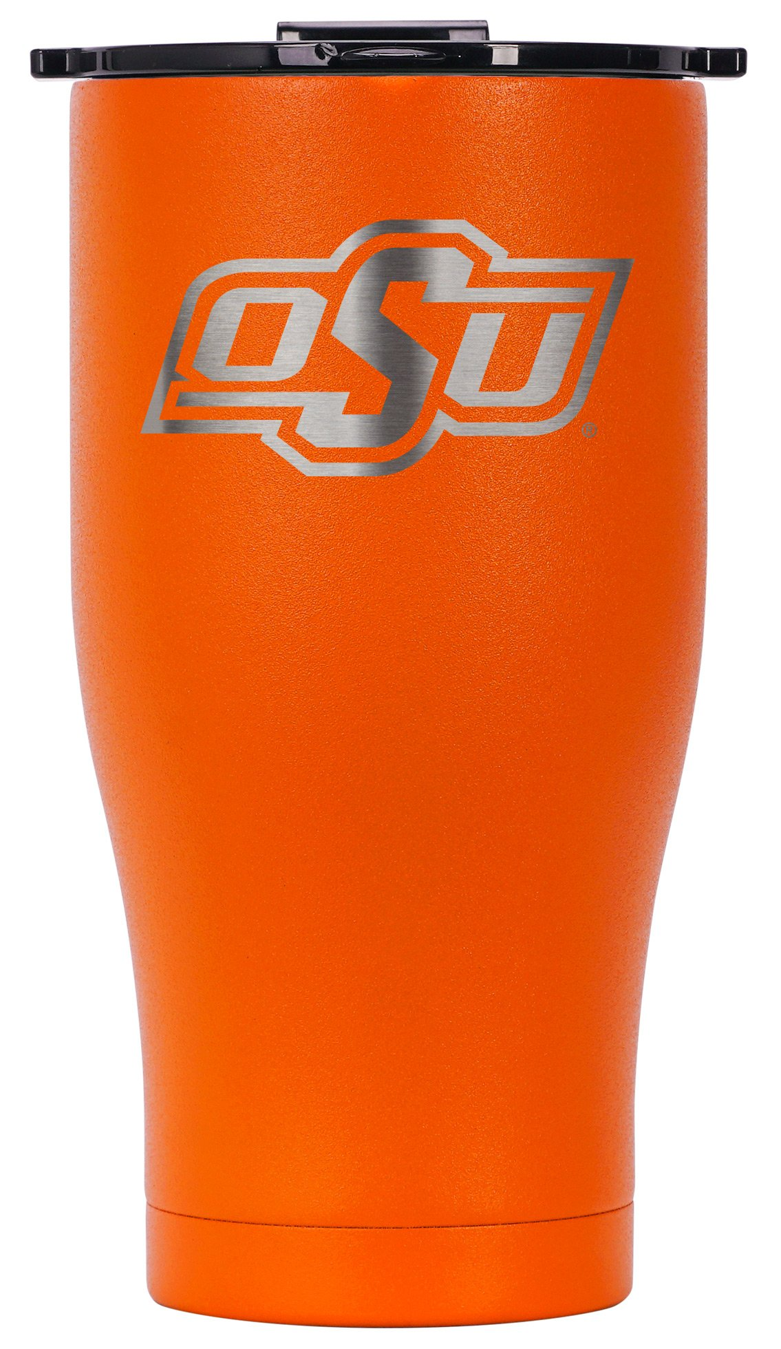 ORCA Chaser Laser Etched Oklahoma State Cooler, Orange, 27 oz by ORCA