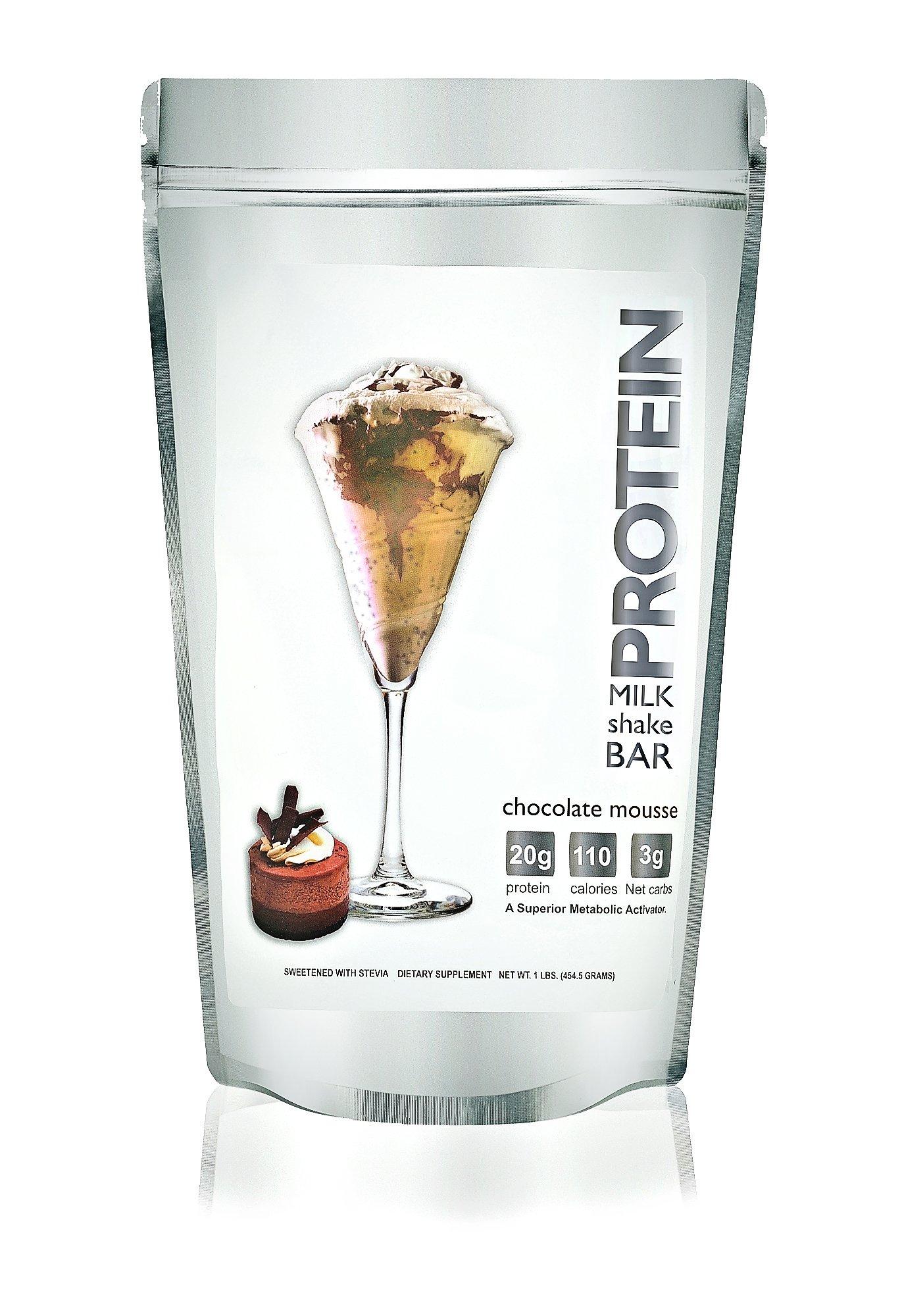 Amazon.com: Protein Milkshake Low Carb Protein Powder - Cupcake ...