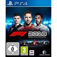 F1 2018 PS4 OYUN