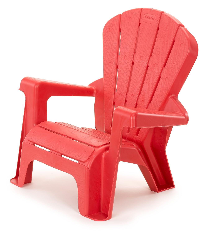 Amazon Little Tikes Garden Chair Red Baby