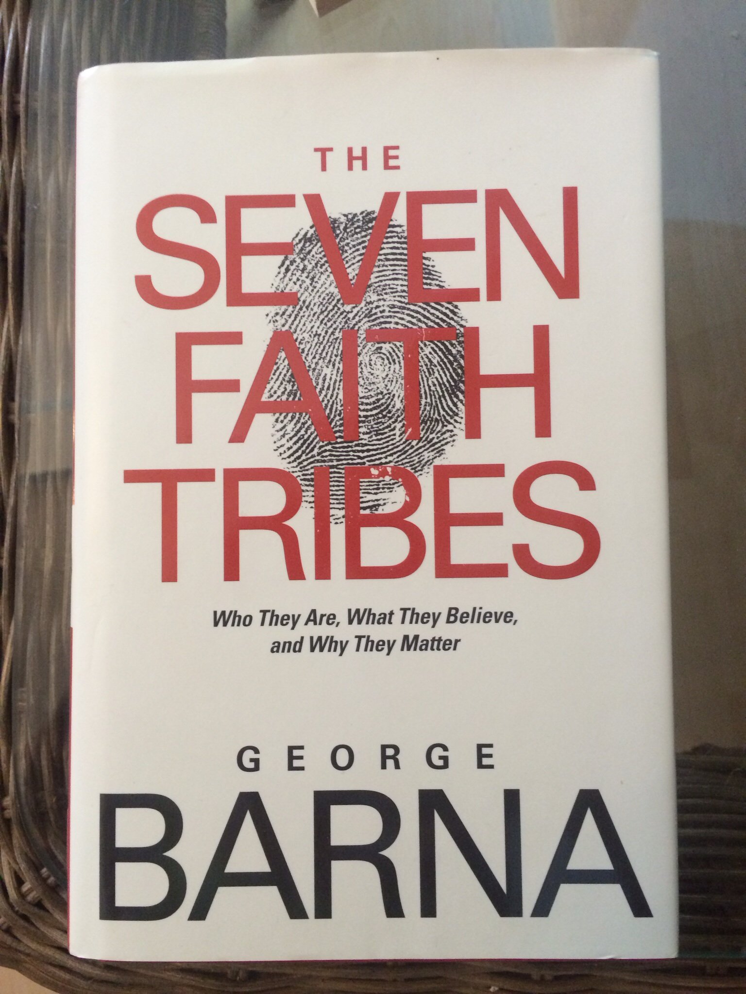 Download The Seven Faith Tribes: Who They Are, What They Believe, and Why They MatterTHE SEVEN FAITH TRIBES: WHO THEY ARE, WHAT THEY BELIEVE, AND WHY THEY MATTER by Barna, George (Author) on Apr-16-2009 Hardcover PDF