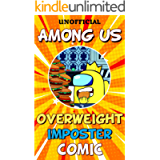 Among Us Comic Book: Overweight Imposter Comic