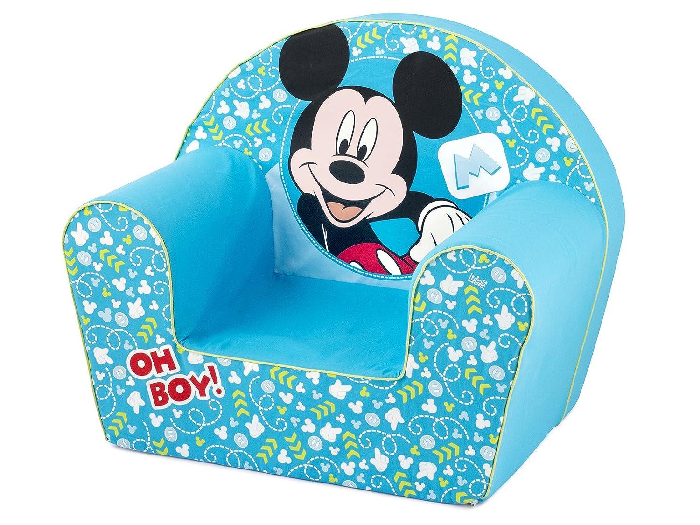 punto de venta barato Lulabi 719318 – Disney Mickey, sillón Suave, Suave, Suave, Azul, 18 + Meses  Centro comercial profesional integrado en línea.