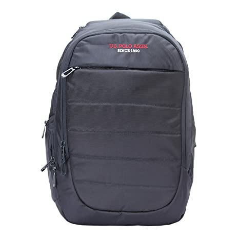 548f72a4043a U.S.POLO. ASSN 22 Ltrs Blue Casual Backpack (USLO0110)  Amazon.in ...