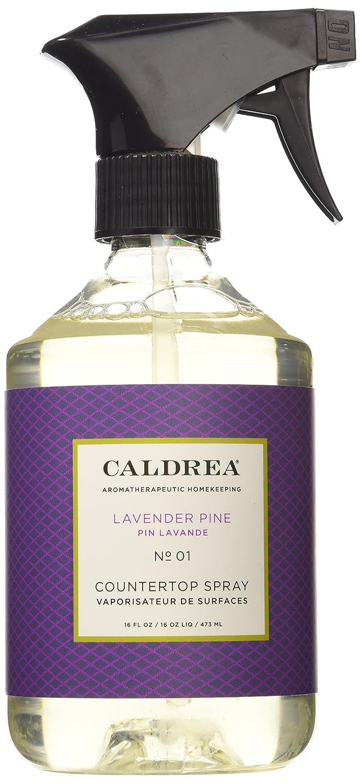 Amazon.com : Caldrea Basil Blue Sage 16oz Countertop Cleanser ...