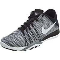 Nike Women's WMNS Free TR 6 AMP, Black/White-Cool Grey