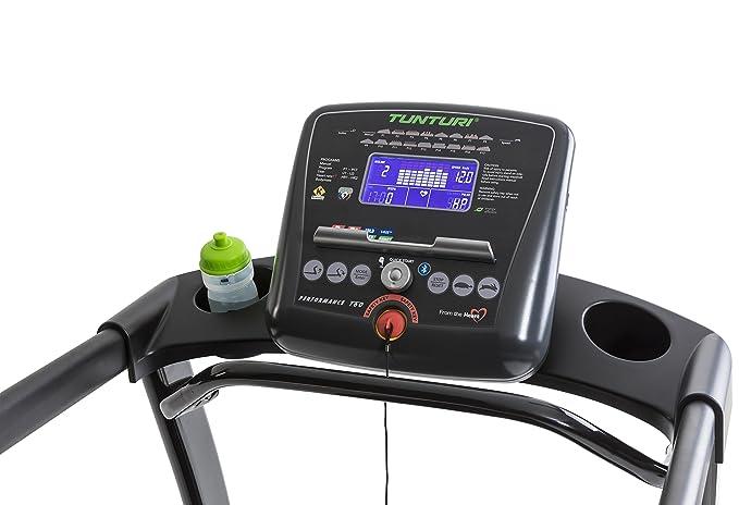 Tunturi T60 Treadmill Performance, Unisex-Adult, Black, una Talla ...