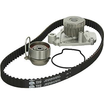 For Honda Civic 1.7 01-05 Timing Belt Tensioner Water Pump Seals Kit Ships Fast