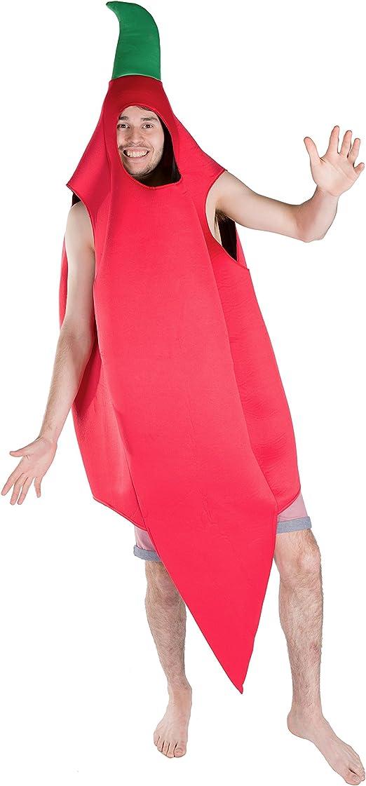 Bodysocks® Disfraz de Guindilla Adulto: Amazon.es: Juguetes y juegos