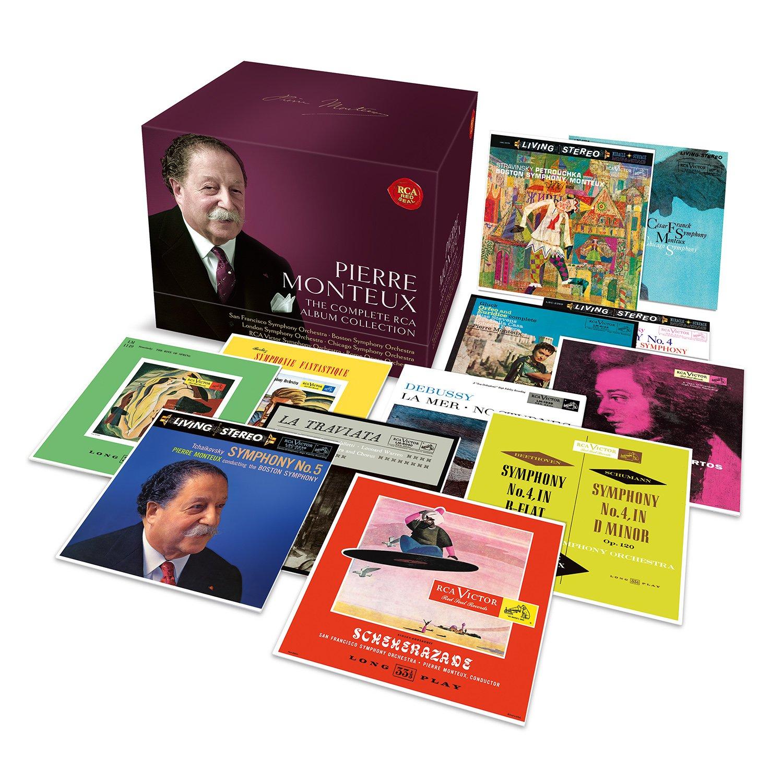 Pierre Monteux - The Complete RCA Album Collection                                                                                                                                                                                                                                                                                                                                                                                                <span class=