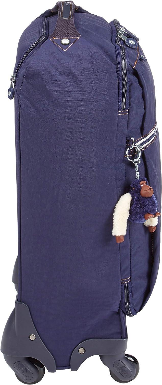 Kipling DARCEY Bagage cabine, 55 cm, 30 liters, Bleu (Active Blue Bl)