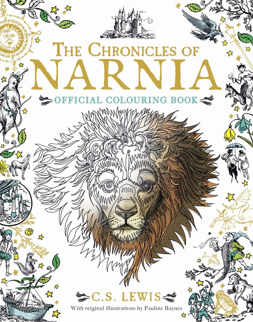 the chronicles of narnia colouring book the chronicles of narnia