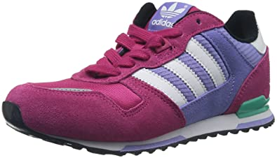 832461080883 adidas Women s ZX 700 K Trainers Multicolour Size  12.5K UK Child ...