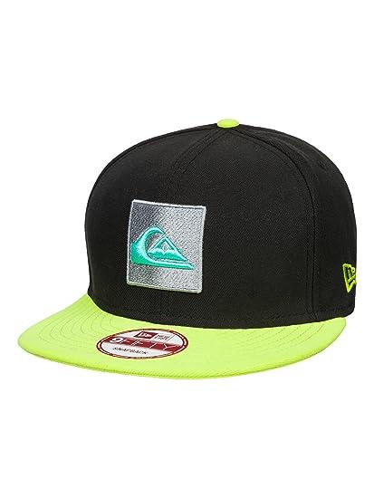 Quiksilver Baseball Cap Cake - Gorra de náutica, color verde, talla DE: One