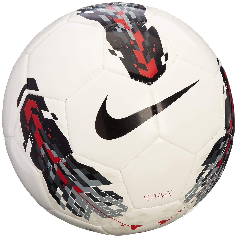 Nike Balón de fútbol Strike adsp, primavera/verano, color Blanco ...