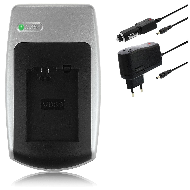 Cargador NP-FW50 para Sony Alpha 33, 35, 37, 55 / A3000, A5000, A6000 / NEX-. (Ver descripción)