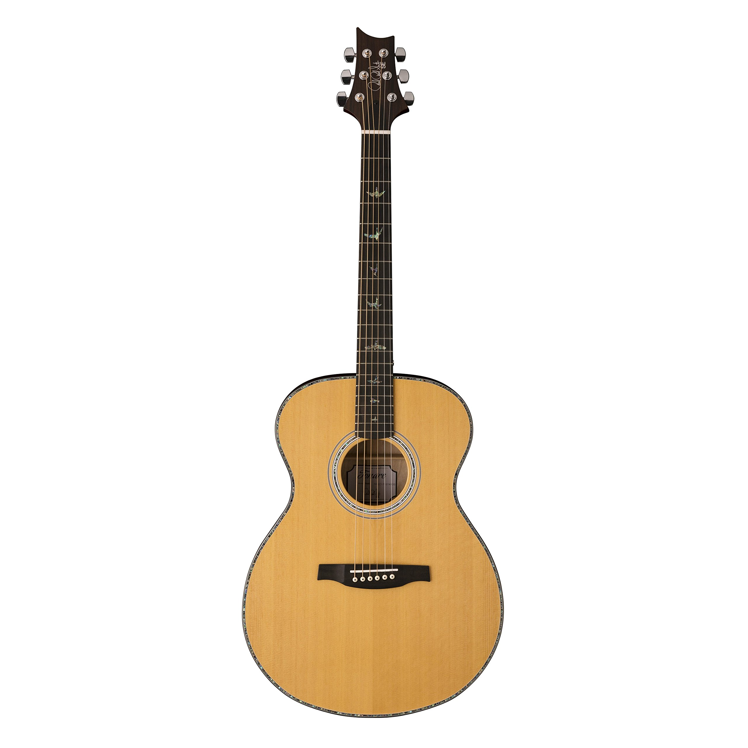 PRS Paul Reed Smith SE Tonare T50E Acoustic Electric Guitar with Case