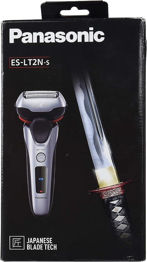Panasonic ES-LT2N Afeitadora eléctrica para Hombre, 3D Plata ...