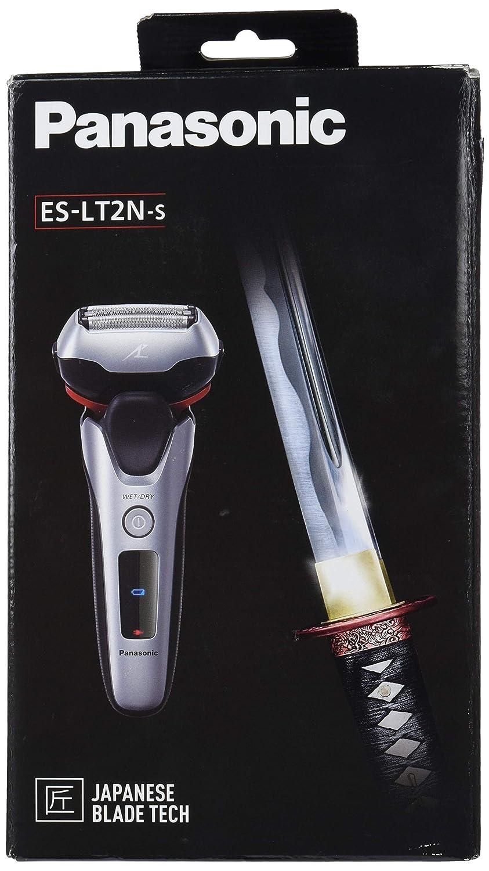 Panasonic ES-LT2N-S803 Afeitadora Eléctrica para Hombre  Máquina de Afeitar  de Láminas para Barba 7d1eabe1da72