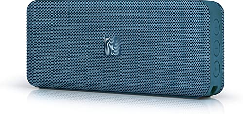 Soundfreaq Pocket Kick Wireless Bluetooth Portable Speaker and Speakerphone Blue
