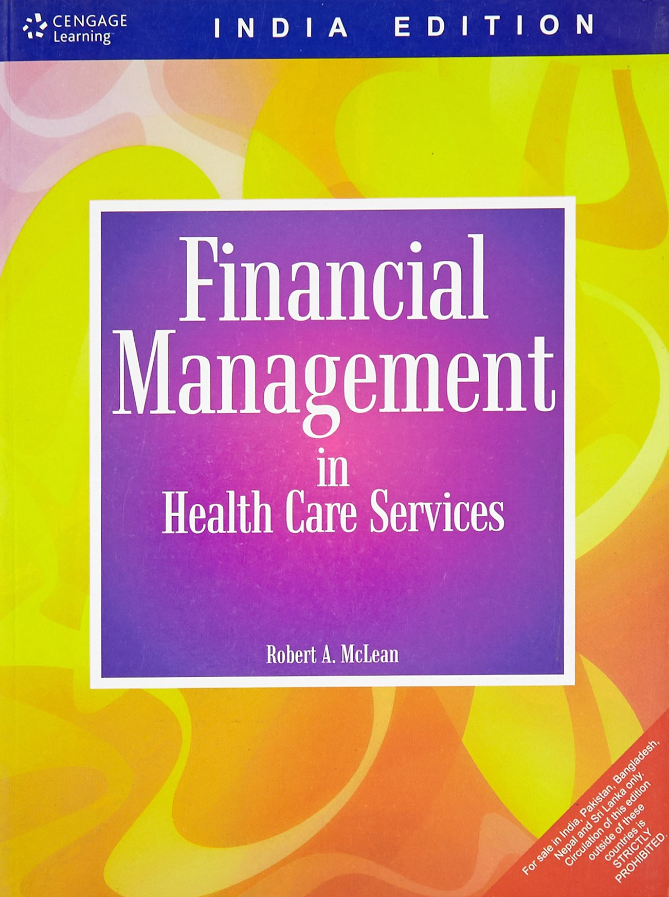 Financial Management in Health Care Services: Mclean: 9788131508206:  Amazon.com: Books