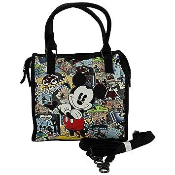 begrenzter Stil klassischer Stil große Auswahl an Farben und Designs Disney Mickey Mouse Reisetasche Tasche Handtasche ...
