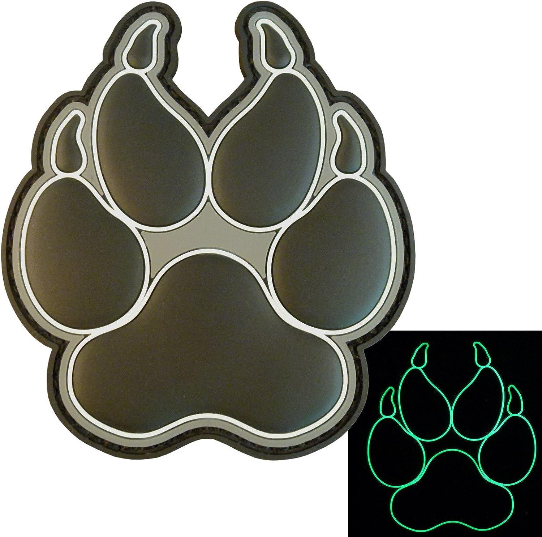 K-9 handler K9 police dog dogs of war military tactical emblema hook/&loop patch