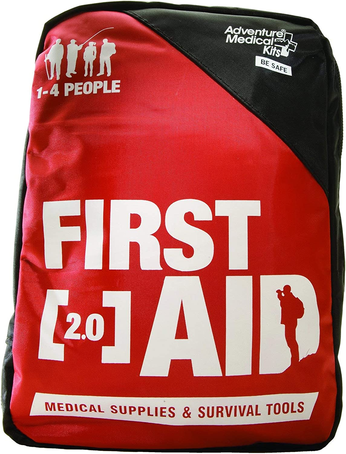 NEW Adventure Medical Kits AMK Adventure 2.0 First Aid Kit Camping Backpacking