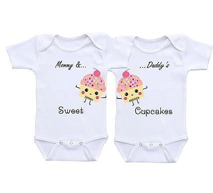 Amazoncom Ptdshops Twin Girls Clothing Twin Girl Outfits Twin Girl