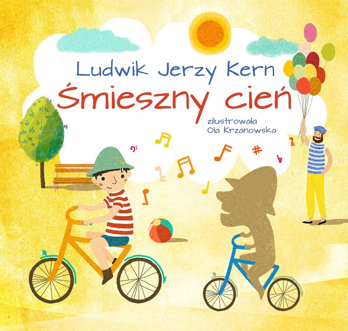 Smieszny Cien Ola Krzanowska Ludwik Jerzy Kern