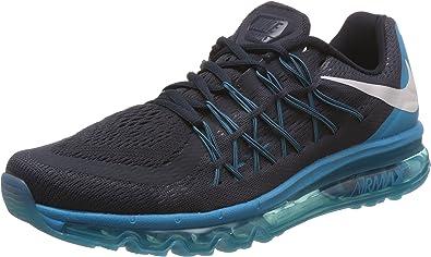 Nike Hombre Air MAX 2015 Zapatillas para Correr Azul Size: 40.5 ...