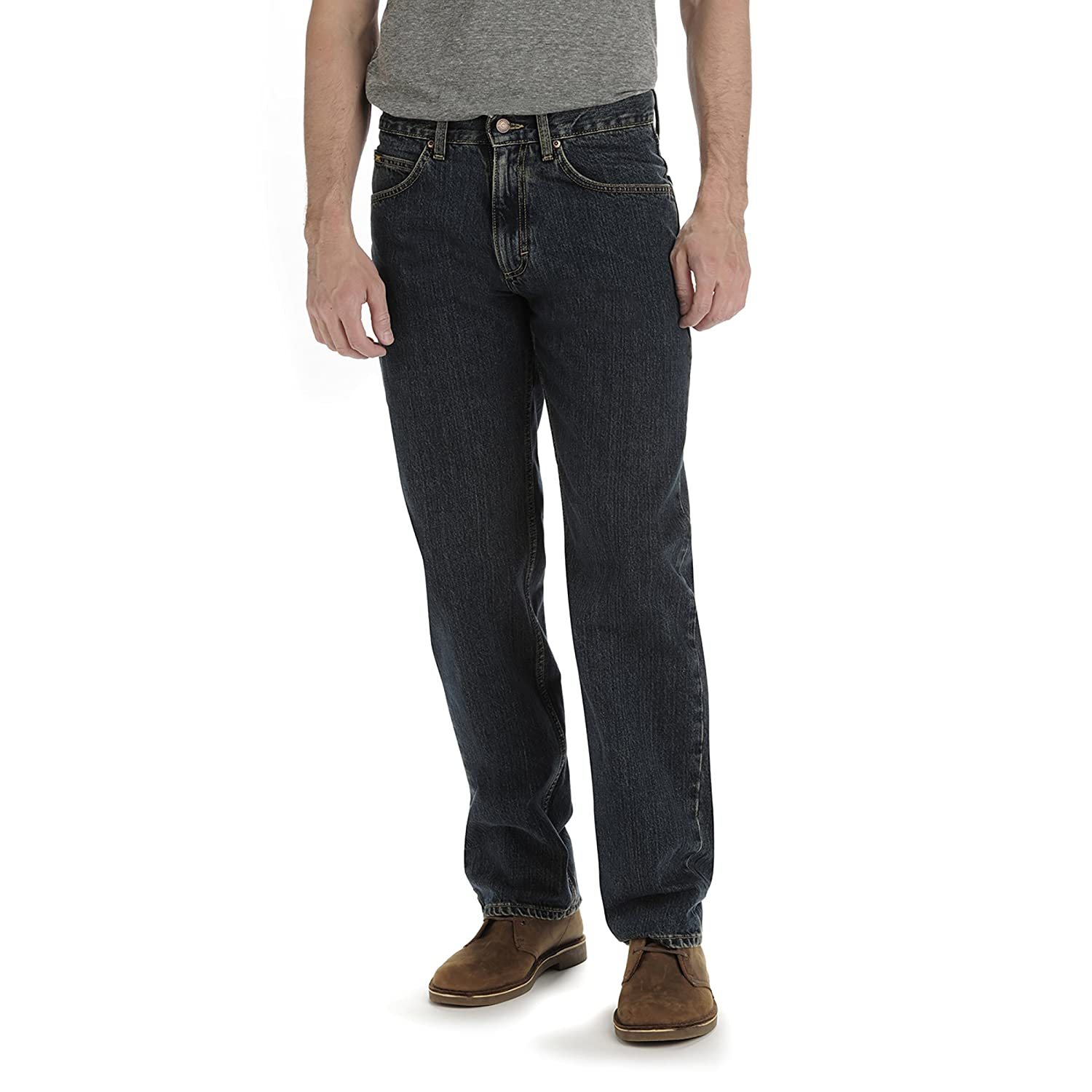 LEE Mens Relaxed Fit Straight Leg Jean, Tomas, 29W x 34L: Amazon ...