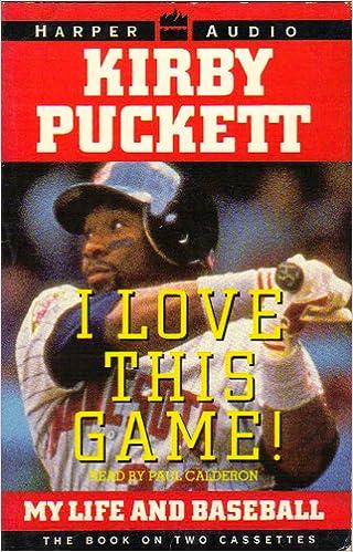 Amazon I Love This Game My Life And Baseball 9781559947596