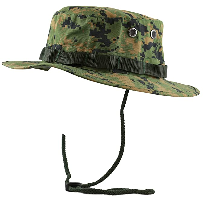 Amazon.com: The Hat Depot 300N1516 - Gorro de boonie militar ...