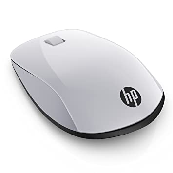 aecf257aac0 HP Z5000 Mouse with Bluetooth Connection, Silver/Black: Amazon.co.uk ...