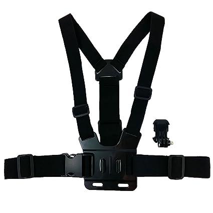 Universal Flexible correa correa hombro arnés de pecho plana banda ...