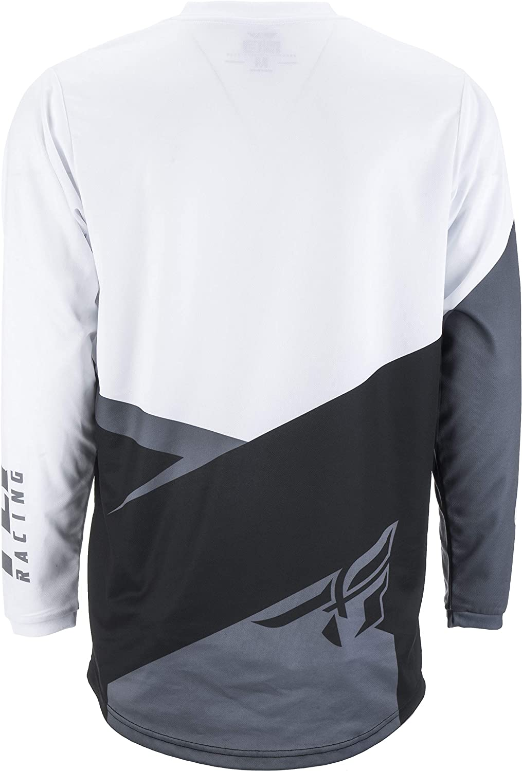 Fly Racing 2019 F-16 Jersey and Pants Combo Black//White//Gray Adult Racing Suit Gear Set Small//28