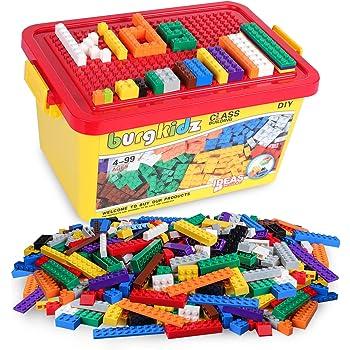 Amazon Com Lego Pink Brick Box Large 5560 Toys Amp Games