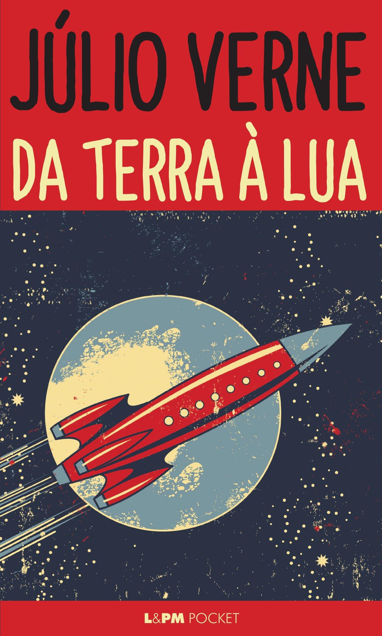 Nova viagem à Lua (Ilustrado) (Literatura Língua Portuguesa) (Portuguese Edition)