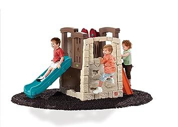Amazon.com: Step2 Naturally Playful Woodland Climber - Kids ...