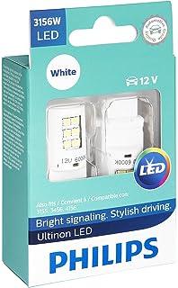 Philips 3156 Ultinon LED Bulb (White), 2 Pack