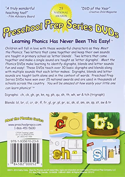 Workbook consonant trigraphs worksheets : Amazon.com: Meet the Phonics - 3 DVD Boxed Set (Meet the Letter ...