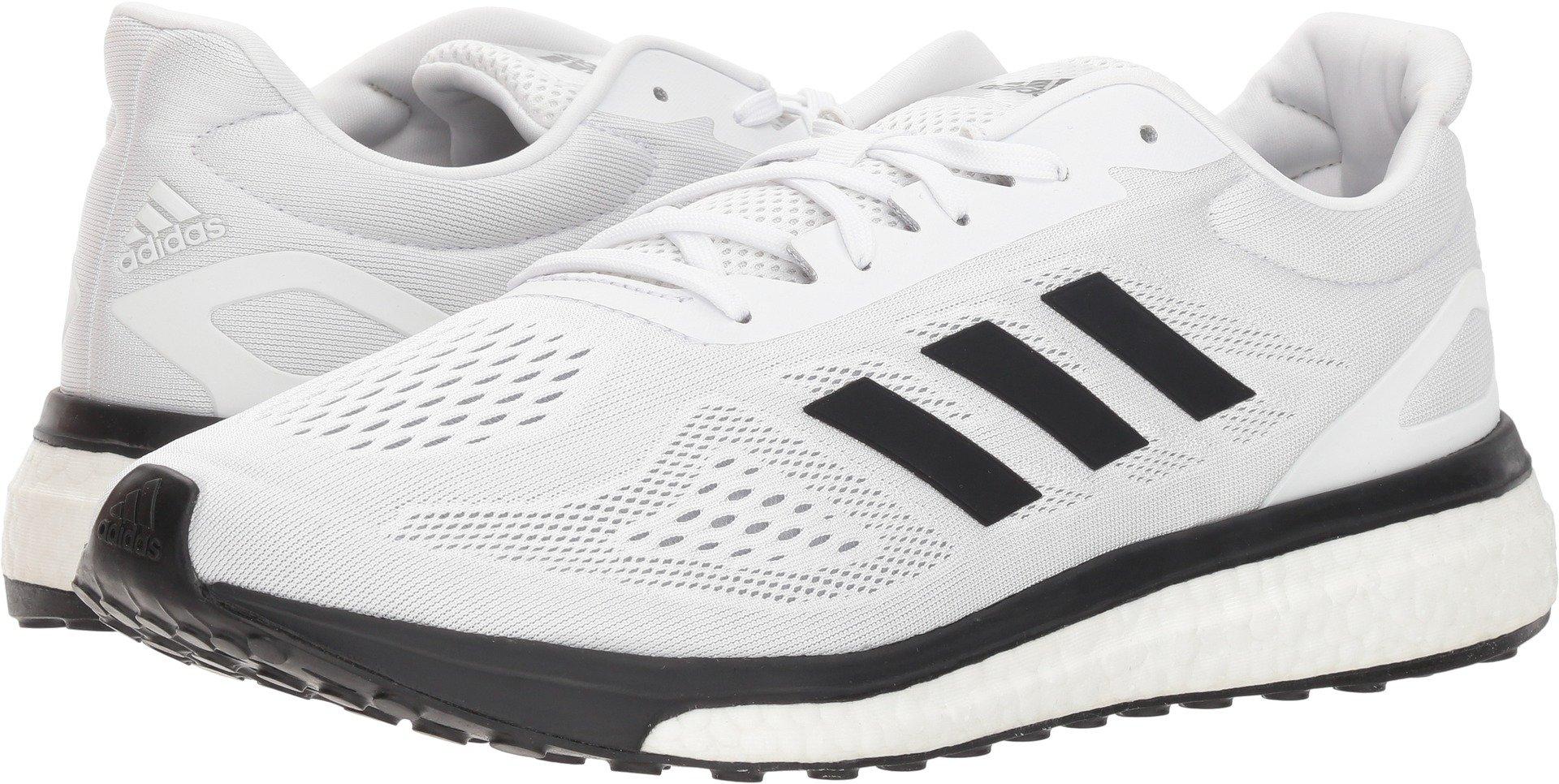 b8153a4c37ce51 Galleon - Adidas Response Boost LT Mens Running Shoe 9.5 White-Black ...