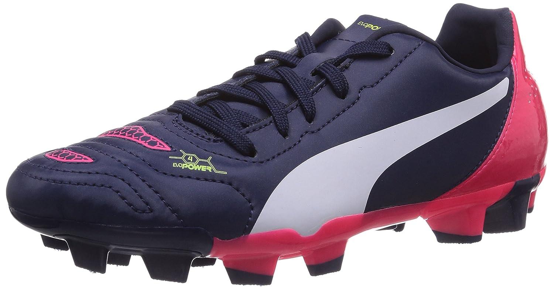 Puma evoPOWER 4.2 FG Unisex-Kinder Fußballschuhe
