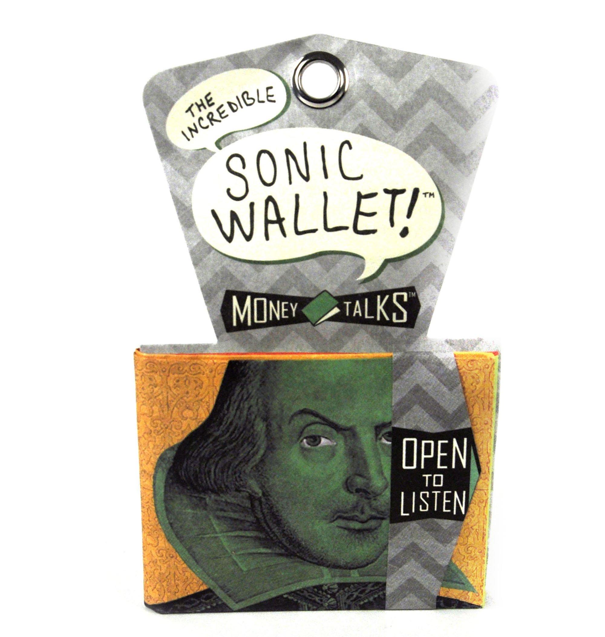 Shakespeare Insult - Wallet